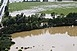 Továbbra is áradás a magyar-szlovén határon