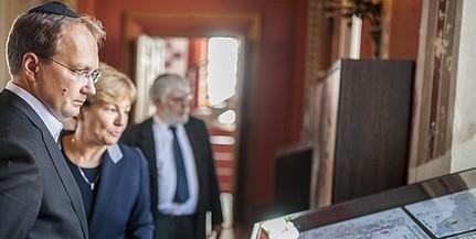 Állandó kiállítás nyílt a zsinagógában a pécsi és baranyai zsidóság történetéből