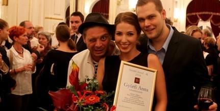 Györfi Anna kapta a Pécsi Nemzeti Színház Szendrő József-díját