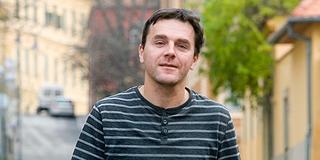 Pécsi Arcok - Bertók Gábor légi régész, aki korábban krimit is fordított