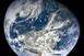 A fiatal Föld egy Merkúr-szerű égitesttel egyesült