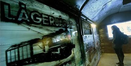 Vagonkiállítás állít emléket a Szovjetunióba hurcolt foglyoknak