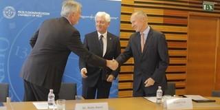 Bővíti kutatás-fejlesztési együttműködését a PTE, a pécsi önkormányzat és a Richter