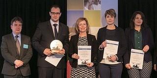 Nemzetközi Fejlesztésért Díjat nyert a PTE Külügyi Igazgatósága