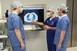 Bravúros műtétek a Pécsi Tudományegyetemen: beszélgettek a beteggel, miközben a tüdejét operálták
