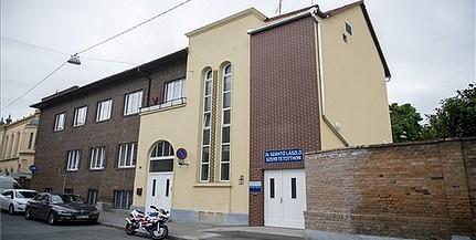 Átadták csütörtökön a 250 millió forintból felújított Dr. Szántó László Zsidó-Szeretetotthont