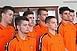 Az ezüstérmes pécsi kosaras fiúknak gratulált Őri László