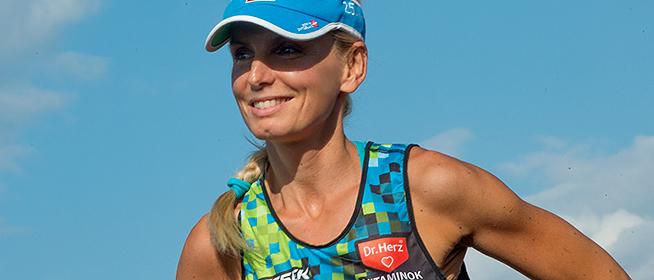 Kilencven kilométert fut hetente a pécsi gyerekek kedvence, Bende Kornélia