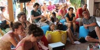 Villánykövesden várja a három éves Pécsi Bölcsész Udvar az Ördögkatlan fesztiválozóit