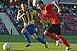 Továbbra is hibátlan a PMFC, négy góllal intézték el idegenben a Méhkerék csapatát