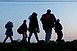 A Balkánon át a magyar határt célozzák meg a migránsok