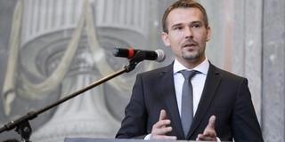 Ismét a PTE-s Gulyás Tibort választották a hallgatói önkormányzatok országos elnökévé