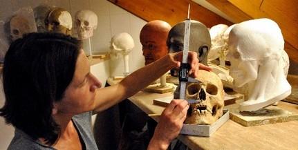 Budapesten készül Kejki batir arcrekonstrukciója