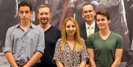 A Pollack Mihály Műszaki Szakközépiskola diákja nyerte az országos 56-os tesztet