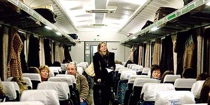 Órát lehet igazítani a Pécs-Budapest InterCity járathoz, szinte megszűntek a késések