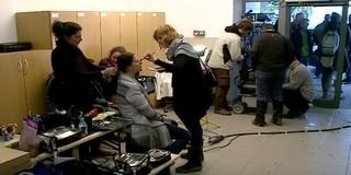 Így készült: az egyetem klinikáján forgatták a Genezis című film kórházi jeleneteit - VIDEÓ!