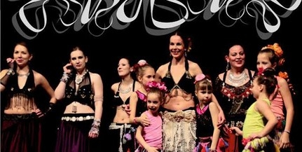 Fúziós táncokat mutatnak be a Kulturális Központban