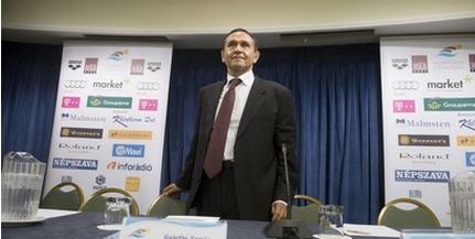 Lemondott Gyárfás Tamás, a Magyar Úszó Szövetség elnöke