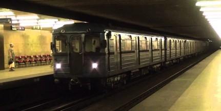 Durva: metró alá ugrott, miután megölte a feleségét