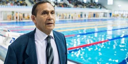 Vasárnap lehet új elnöke az úszószövetségnek