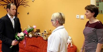 Megmentették egy kétéves kislány életét a nevelők egy pécsi bölcsiben