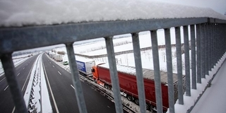 Nem kelhetnek át a határon a kamionok Horvátország felé