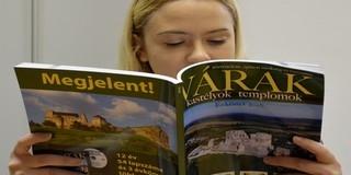 Februártól újra kéthavonta jelenik meg a Várak, kastélyok, templomok magazin