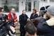 Összedobták a pénzt a képviselők, új bejáratot kapott a mentőállomás
