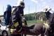 Négy helyszínen is küzdöttek a tűzoltók lángokkal