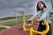 Új játszótereket, sportpályákat alakítanak ki a tüskésréti szabadidőparkban
