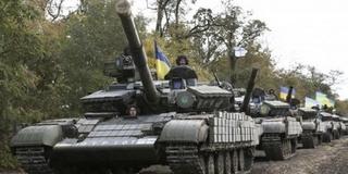 Még mindig tart a válság Ukrajnában
