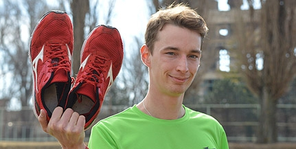 Katonának készült, ezért kezdett el futni Fazekas Milán, aki már olimpikont is legyőzött