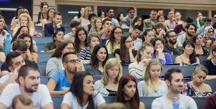 Az egyetemre költöznek a külföldi hallgatók országai a jubileum alkalmából