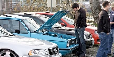Egyre öregebb autók közlekednek a magyar utakon