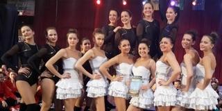 Látványos sikert arattak a Fordan táncosai Kaposváron