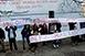 Dallal mosnák le a gyalázatot: villámcsődülettel tiltakoznak az újabb rasszista felirat ellen