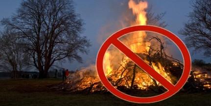 Vége a tilalomnak, mostantól szabad tüzet gyújtani