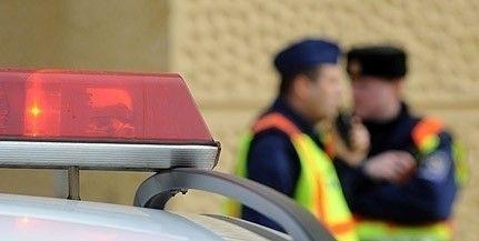 Idős motorost fogtak el a siklósi rendőrök