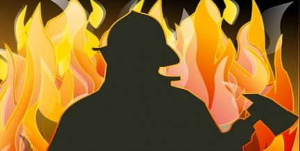 Három tűzesethez is vonultak a hivatásosok, önkéntesek