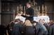 Pécsi diákok adták elő Jézus szenvedéstörténetét németül
