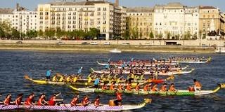 Rekordnagyságú lesz a mezőny az idei Dunai Regattán