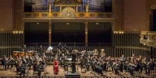 A PTE Zsolnay Vilmos Fúvószenekar koncertezik