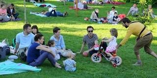 Békebeli piknikre vagyunk hivatalosak a negyedbe, koncertek, családi programok is lesznek