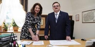 Ausztria hetedik tiszteletbeli konzulátusát nyitotta meg Pécsett