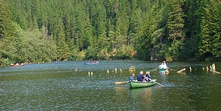 A Gyilkos-tó és a Békás-szoros a legnépszerűbb Erdélyben