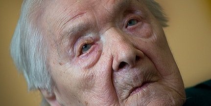 Ica néni százhét éves: erre mondják, hogy a bábaasszony bizonyosan nem hibázott