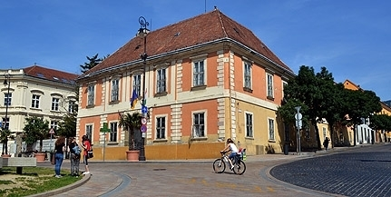 Hamarosan indulhat a múzeumi központ építése - Tovább növelik a belváros turisztikai vonzerejét