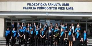 Hangversenyt tart a Pécsi Egyetemi Kórus