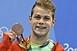 Rangos úszóversenyen győzött Kenderesi Tamás
