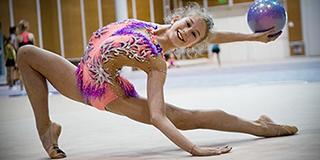 Lovász Luca, a nemrég országos bajnokságot nyert pécsi lány már az olimpiáról álmodik